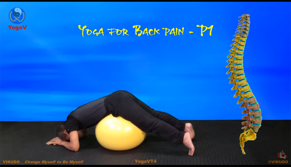 Yoga for back pain _ VIKUDO