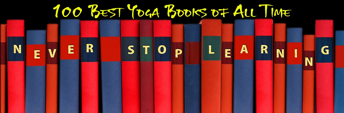 100 best yoga books of all time