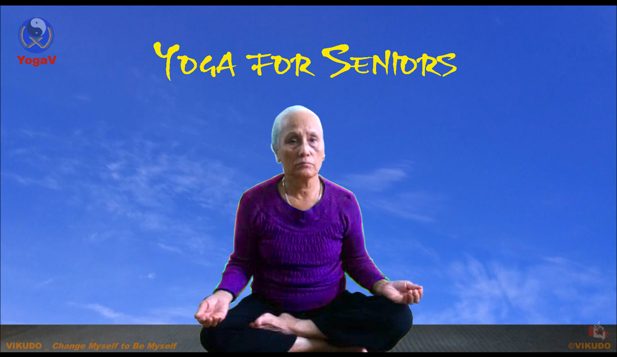 Yoga for seniors, VIKUDO