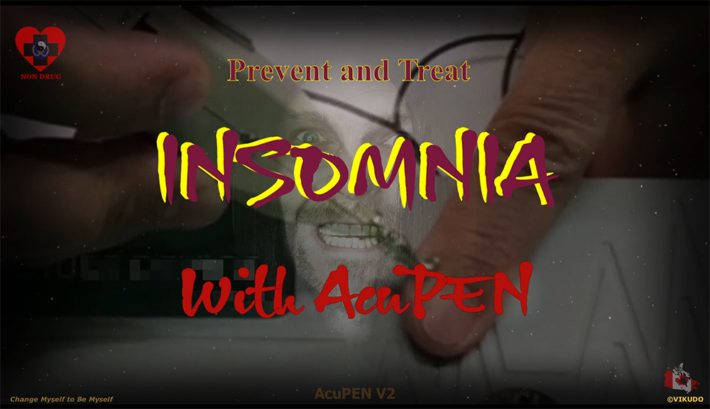 Acupen V2 _ Prevent and treat Insomnia with Acupen